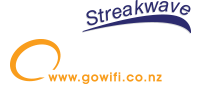 Go Wireless NZ Logos