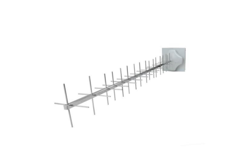 Ubiquiti AirMAX 16dBi 900 MHz Dual Pol YAGI Antenna