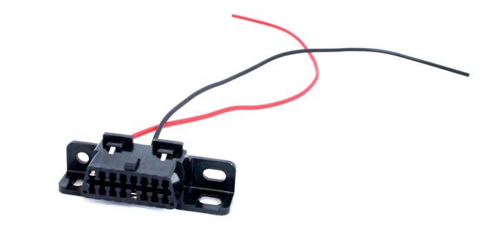 Teltonika OBDII Power Cable (Female)