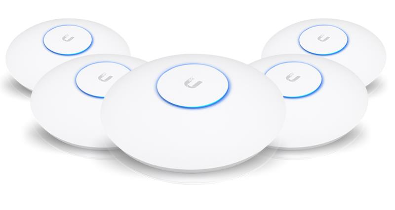 Ubiquiti UniFi AP-AC-HD 4x4 MU-MIMO WAVE 2 AP 5 Pack | For All Wireless in  New Zealand | Go Wireless NZ